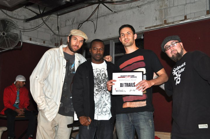 Brimstone, Mr. Long Black Sheep, Dj Trails & Joel from Catalyst