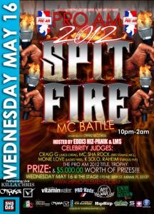 ProAm Miami MC Battle