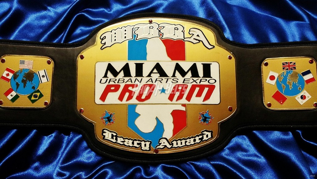 ProAm Belt