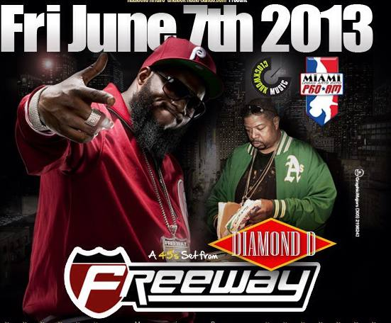 ProAm - Freeway Diamond D
