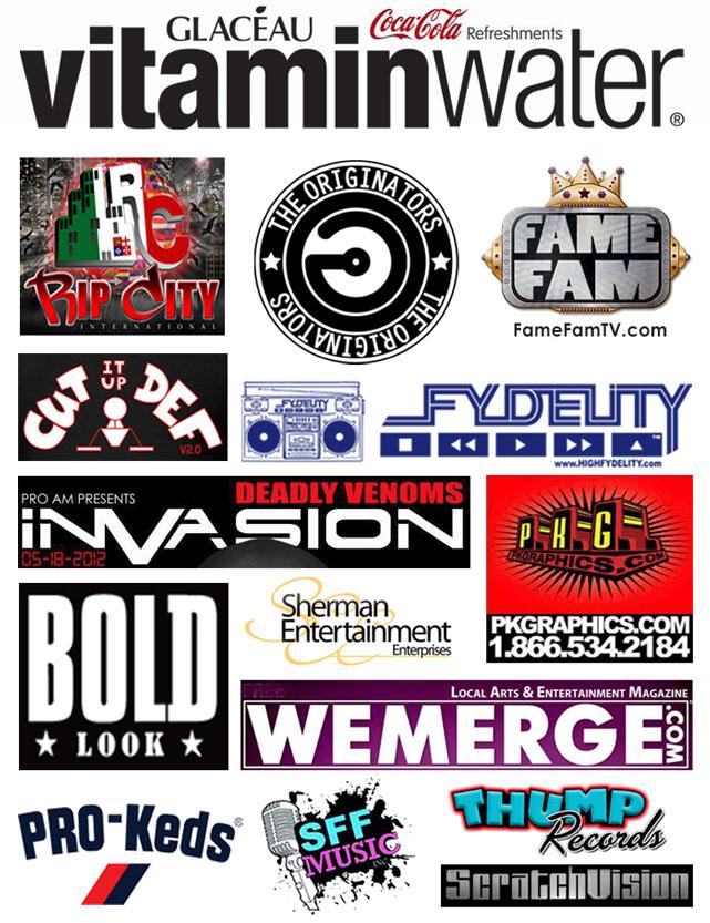 2012 Miami Pro-Am Sponsors